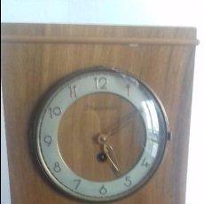 Relojes de pared: RELOJ DE PARED ALEMAN AÑOS 50. Lote 94580555