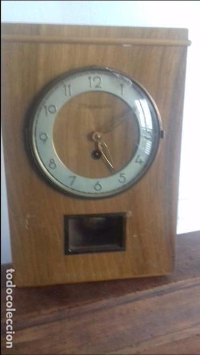 Relojes de pared: Reloj de pared aleman años 50 - Foto 2 - 94580555
