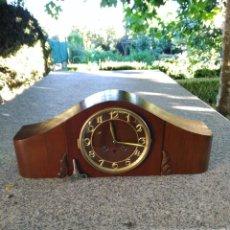 Relojes de pared: RELOJ DE PARED O SOBREMESA DE CARGA MANUAL. Lote 94951971