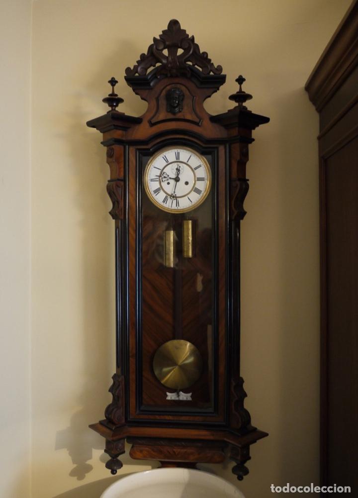 RELOJ ALFONSINO (Relojes - Pared Carga Manual)