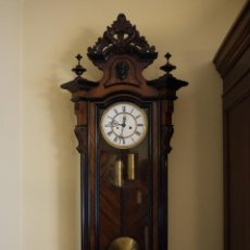 Relojes de pared: RELOJ ALFONSINO. Lote 95216715