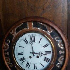 Relojes de pared: ANTIGUO RELOJ DE PARED. Lote 97189838