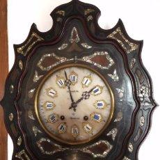 Relojes de pared: RELOJ OJO DE BUEY. Lote 97274963
