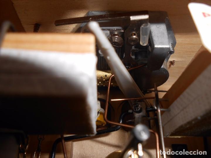 Relojes de pared: RELOJ CUCU-CUCO MUSICAL DE DOS PUERTAS( SELVA NEGRA- ALEMANIA).MECÁNICO.NUEVO A ESTRENAR. - Foto 15 - 97508031