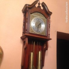 Relojes de pared: PRECIOSO RELOJ DE PARED RADIANT . Lote 97653795