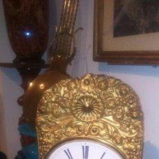 Relojes de pared: RELOJ MOREZ RELOJ MOREZ SIGLO XIX,. Lote 98164527