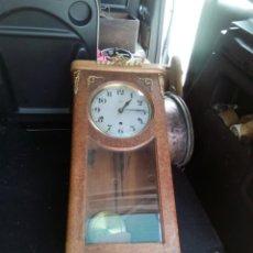 Relojes de pared: ESPECTACULAR RELOJ DE PARED CARILLÓN FRANCÉS. Lote 98641846
