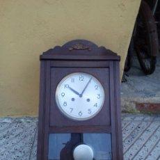 Relojes de pared: GRAN RELOJ DE PARED SIGLO XLX. Lote 98652155