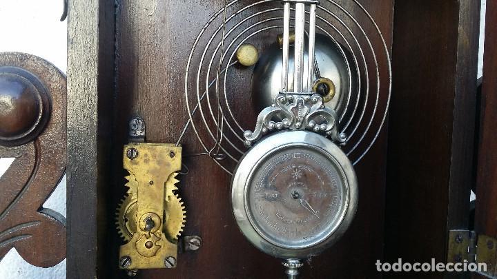 Relojes de pared: reloj de pared y de sobremesa - Foto 4 - 99544247