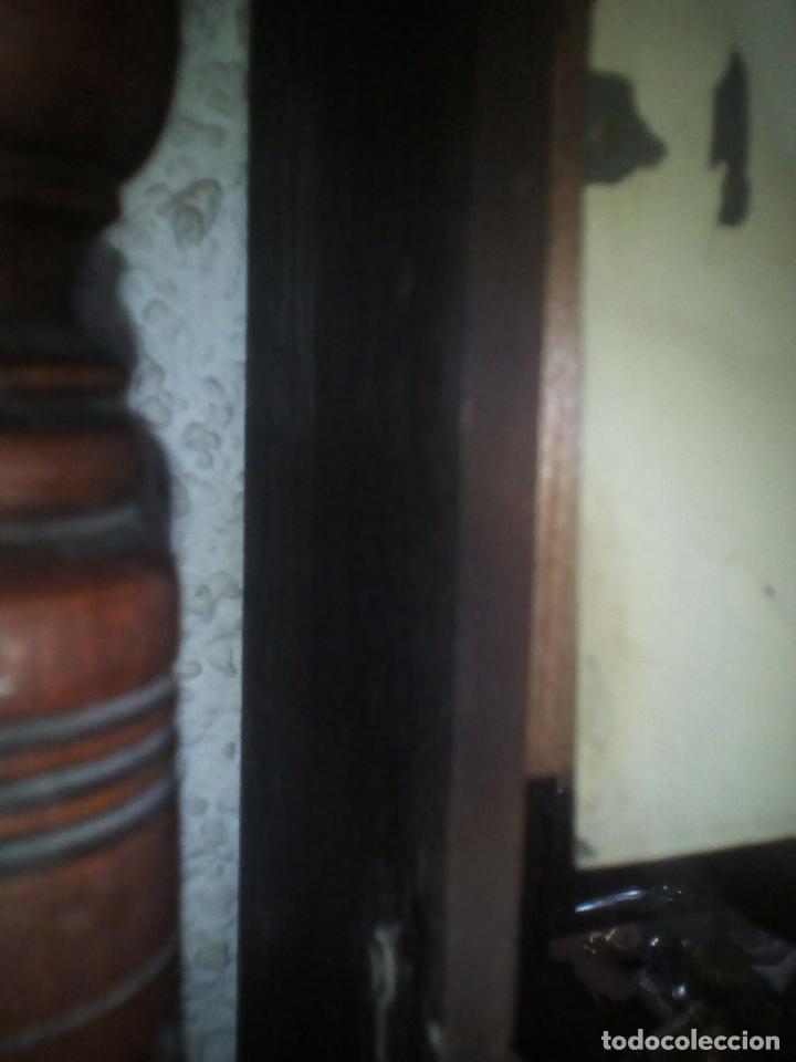 Relojes de pared: RELOJ DE PARED ANTIGUO 1910 AMERICANO MARCA ANGLO JEROME & CO FUNCIONANDO VER FOTOS - Foto 20 - 83912736
