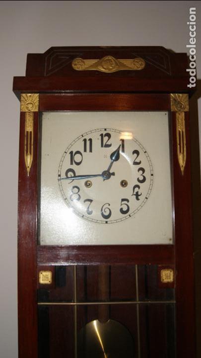 Relojes de pared: Antiguo Reloj de Pared. - Foto 2 - 99816943