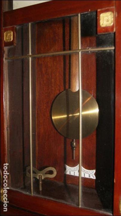 Relojes de pared: Antiguo Reloj de Pared. - Foto 4 - 99816943