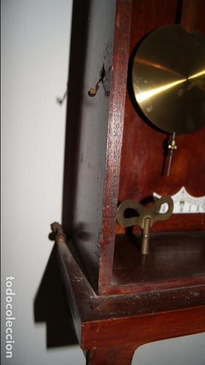 Relojes de pared: Antiguo Reloj de Pared. - Foto 7 - 99816943