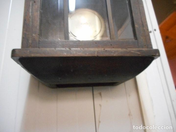 Relojes de pared: curioso reloj de pared duncan - Foto 4 - 161512498
