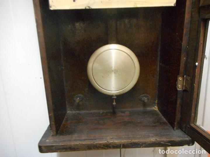Relojes de pared: curioso reloj de pared duncan - Foto 6 - 161512498