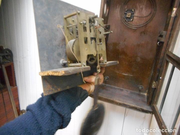 Relojes de pared: curioso reloj de pared duncan - Foto 7 - 161512498