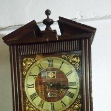 Relojes de pared: ANTIGUO RELOJ DE PARED. Lote 99920115