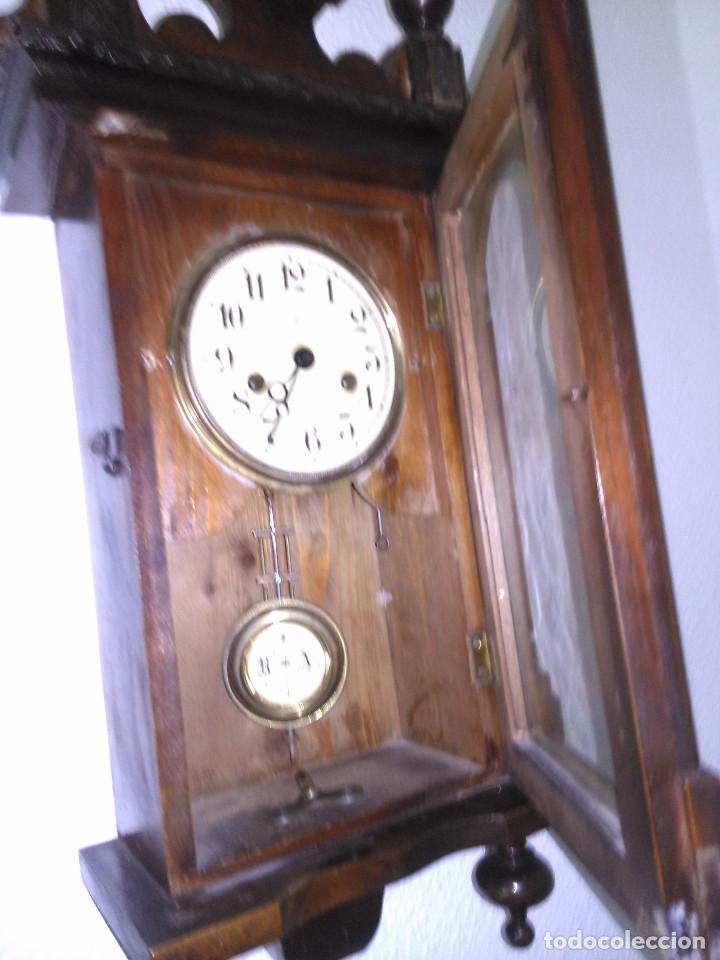 RELOJ PARED (Relojes - Pared Carga Manual)