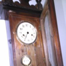 Relojes de pared: RELOJ PARED. Lote 103489275