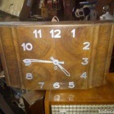 Relojes de pared: ANTIGUO RELOJ DE PARED FRANCÉS. Lote 105686150