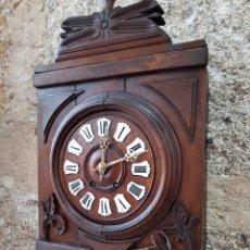 Relojes de pared: RELOJ ANTIGUO ESTILO HENRI II. Lote 104319999