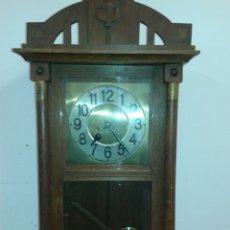 Relojes de pared: EXCELENTE RELOJ DE PARED. Lote 104413282