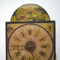 Relojes de pared: RELOJ TIPO RATERA. Lote 140285649