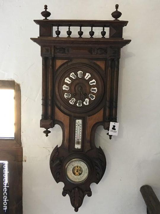 Relojes de pared: RELOJ ALFONSINO - Foto 2 - 104963027