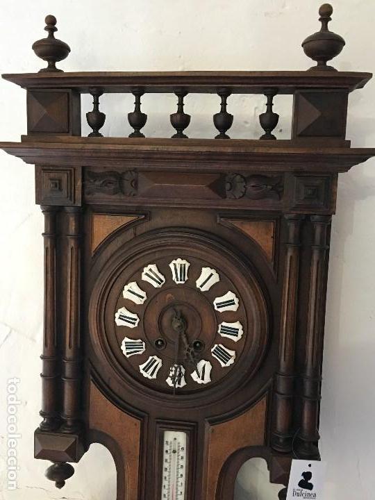 Relojes de pared: RELOJ ALFONSINO - Foto 3 - 104963027