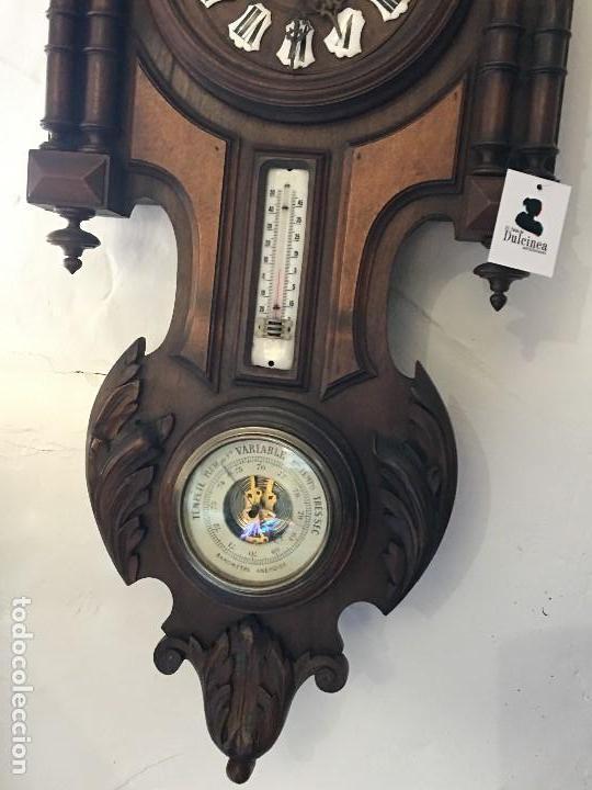 Relojes de pared: RELOJ ALFONSINO - Foto 4 - 104963027
