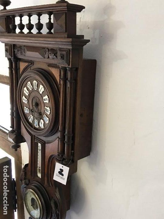 Relojes de pared: RELOJ ALFONSINO - Foto 6 - 104963027
