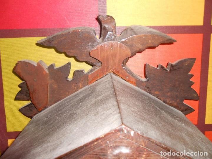 Relojes de pared: ANTIGUO RELOJ CUCU FINALES SIGLO XIX PRINCIPIOS SIGLO XX APROXIMADAMENTE - Foto 14 - 105381627