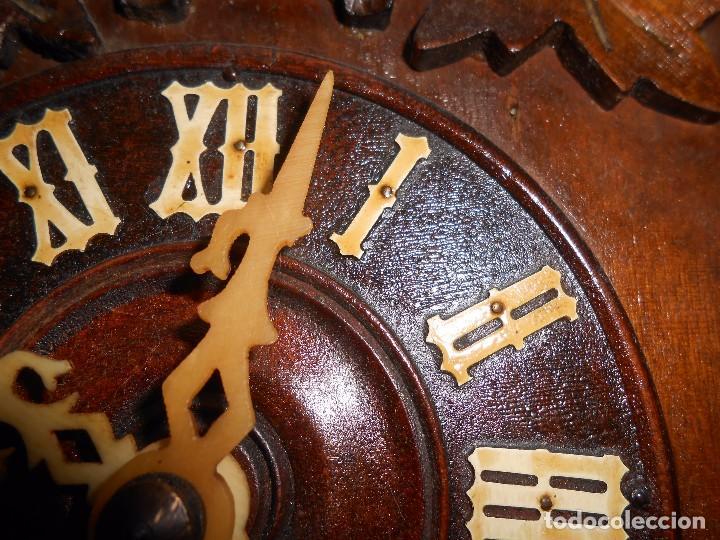 Relojes de pared: ANTIGUO RELOJ CUCU FINALES SIGLO XIX PRINCIPIOS SIGLO XX APROXIMADAMENTE - Foto 20 - 105381627