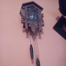 Relojes de pared: ANTIGUO RELOJ CUCU ALEMAN SELVA NEGRA. Lote 105900036