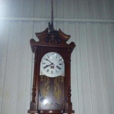 Relojes de pared: ANTIGUO RELOJ DE PARED DE LA CASA HARLEY -DAVISON MOTOR CICLES. Lote 105919464