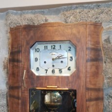 Relojes de pared: RELOJ CARRILLON FRANCES GRAN FORMATO. Lote 106538467