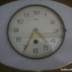 Relojes de pared: RELOJ DE PARED RETRO SARS VINTAGE ALEMANIA AÑOS 70. Lote 106553027