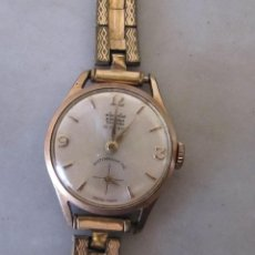 Relojes de pared: RELOJ CARGA MANUAL SEÑORA ESPONA TARRASA. SEÑORA. Lote 107318491