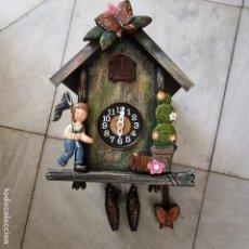 Relojes de pared: RELOJ CUCO KAISER. Lote 114256422