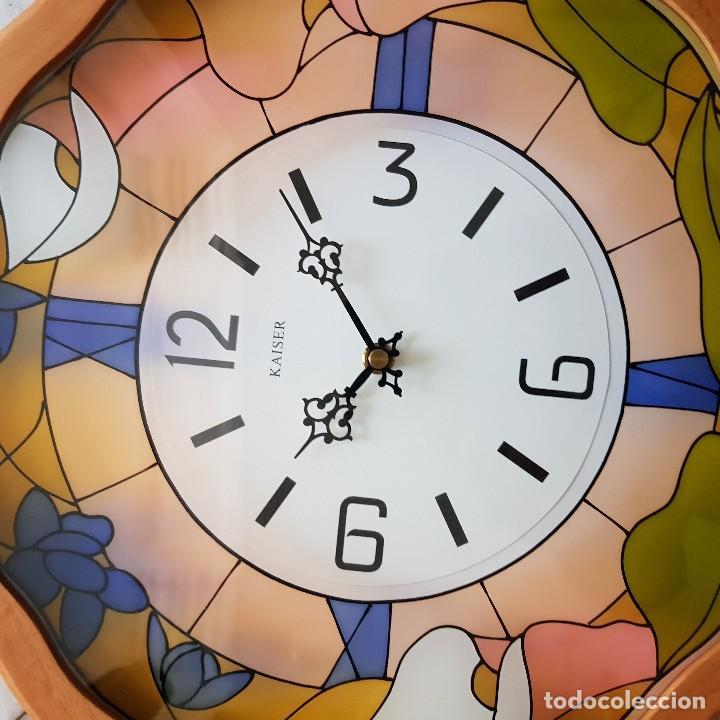 Relojes de pared: RELOJ PARED KAISER - Foto 2 - 107719251