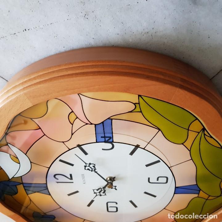 Relojes de pared: RELOJ PARED KAISER - Foto 3 - 107719251
