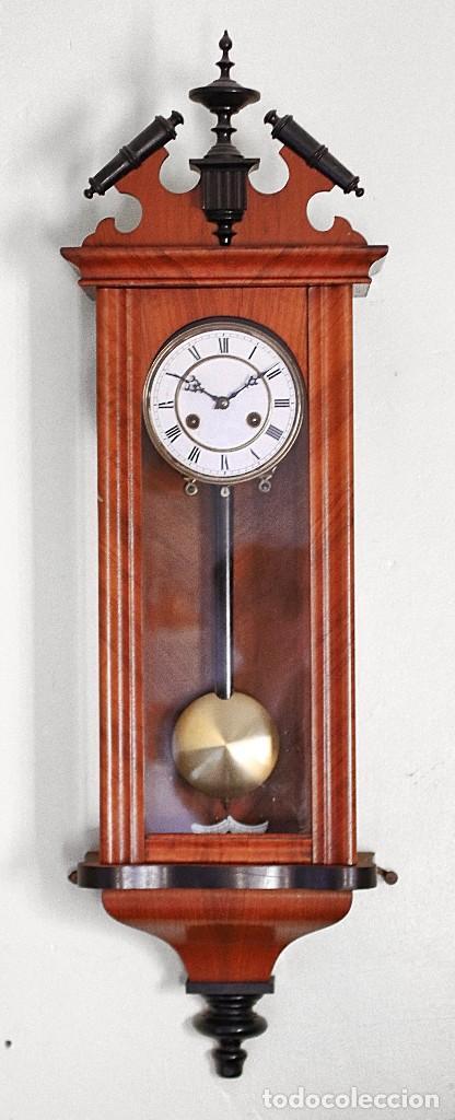 ca55d78a49c9 Reloj antiguo de pared alemán usado - compra   venta página 1