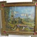 Relojes de pared: RELOJ CON AUTOMATAS Y MUSICAL. Lote 108239839