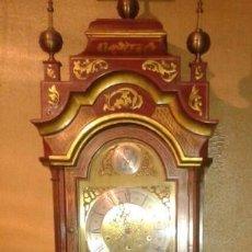 Relojes de pared: RELOJ DE PÉNDULO. Lote 108368039