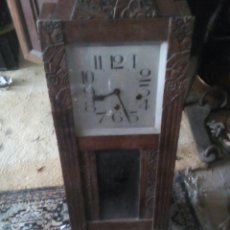 Relojes de pared: ANTIGUO RELOJ DE PARED SIGLO XLX. Lote 109458386
