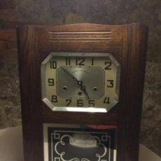 Relojes de pared: RELOJ ANTIGUO VERITABLE WESTMINSTER. Lote 110338143