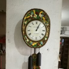Relojes de pared: RELOJ DE PARED MUY BONITO RL /. Lote 111353924