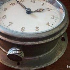 Relojes de pared: ANTIGUO RELOJ DE SUBMARINO, BARCO FABRICADO EN LA ANTIGUA URSS, RUSO, SOVIÉTICO.. Lote 111690383