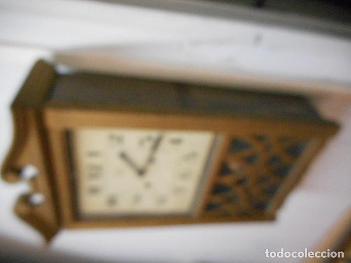 Relojes de pared: curioso reloj regulador bagues funcionando - Foto 4 - 112256039