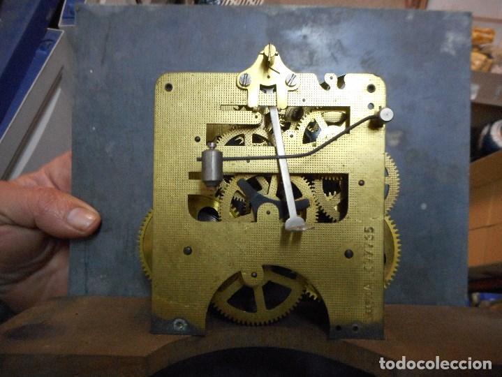 Relojes de pared: curioso reloj regulador bagues funcionando - Foto 9 - 112256039